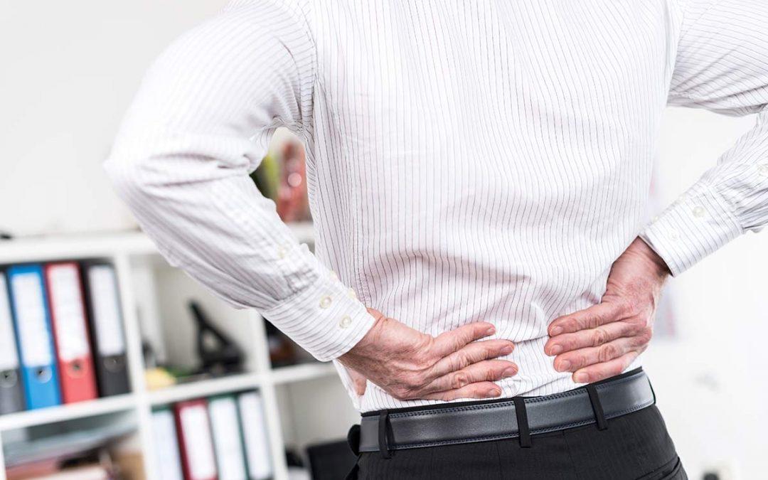 Gracias a la quiropráctica ya no me acuerdo de mi hernia discal