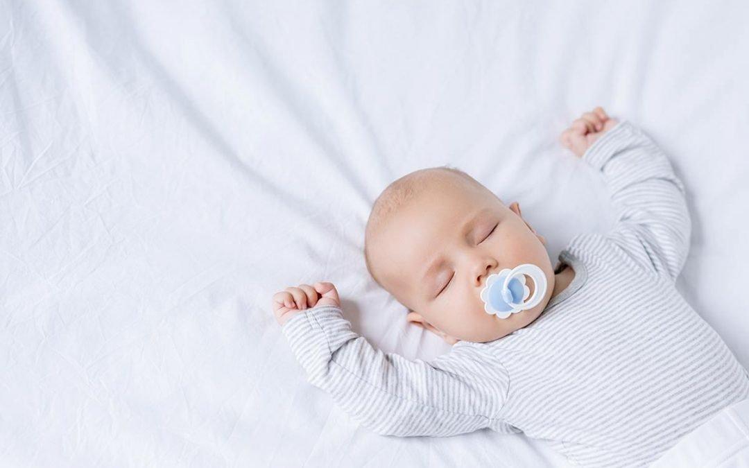 Nuestro bebé ya duerme 6hs seguidas
