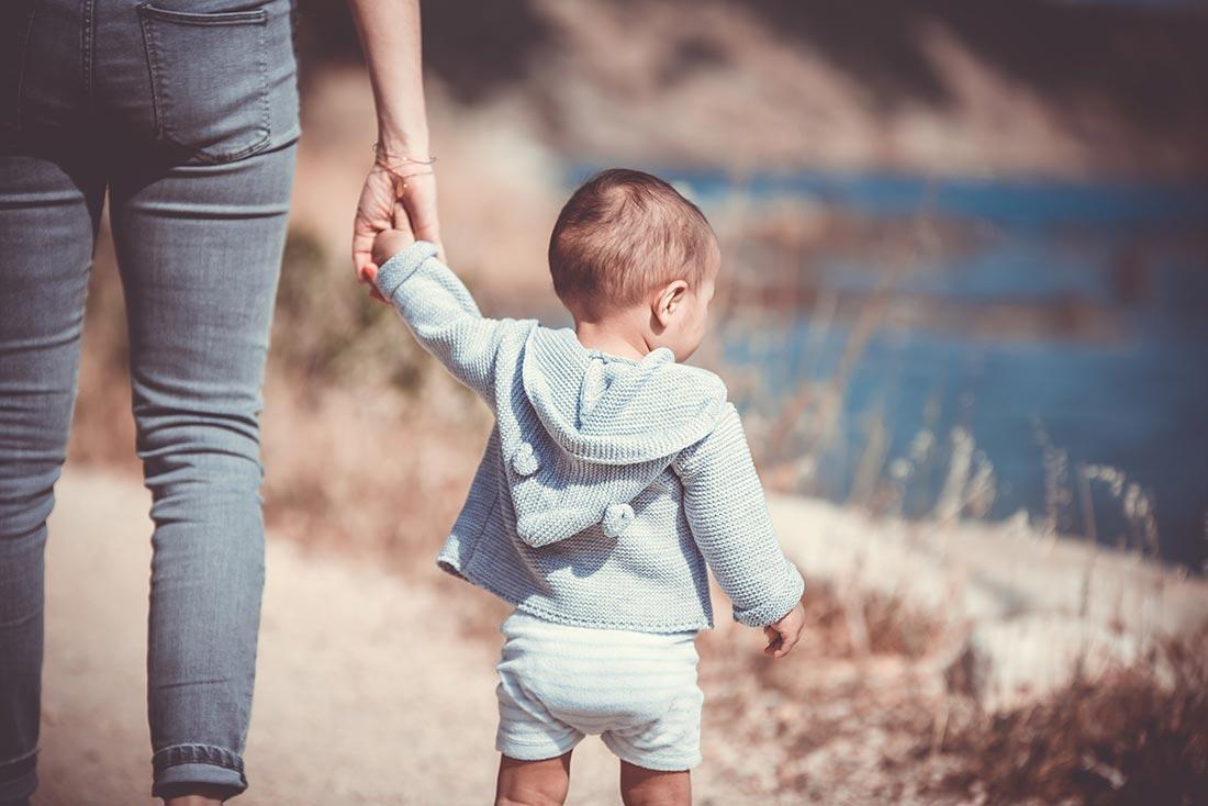 El sufrimiento fetal le causó problemas a mi hijo